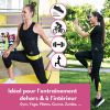 pantalon sudation veofit entraînement salle courrir gym yoga