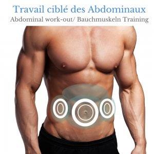 principe de l'électrostimulation entraînement sportif et la musculation