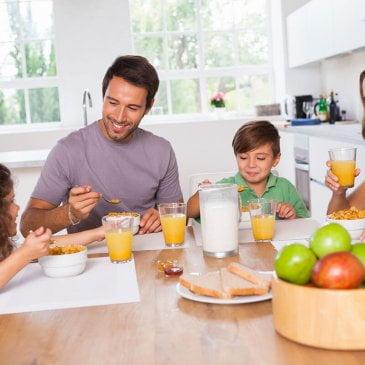 Les 6 habitudes alimentaires à adopter pour mieux vivre