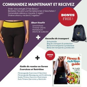 pantalon de sudation guide fitness nutrition