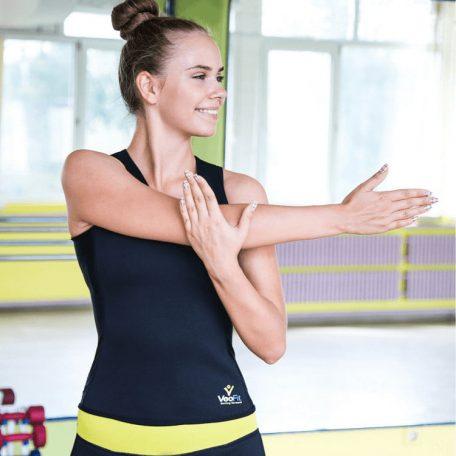 top débardeur sudation veofit faire du sport yoga pilates gym