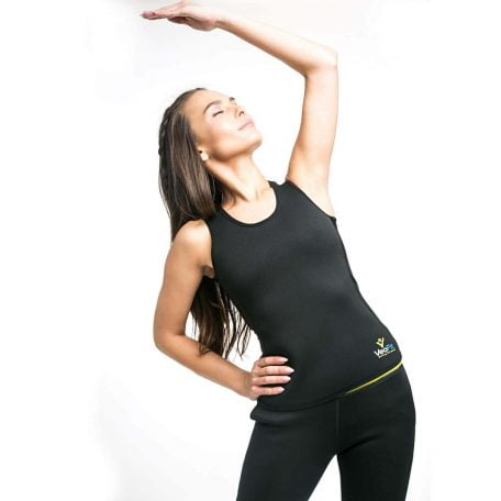 top débardeur sudation veofit entraînement sportif vêtemetn technique perdre poids