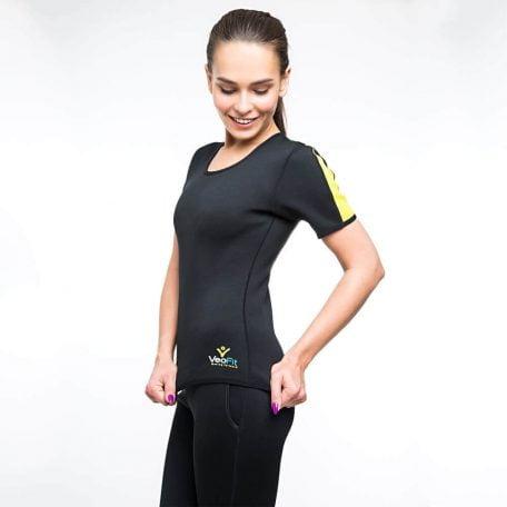 tshirt  sudation veofit haute qualité durabilité confort moderne
