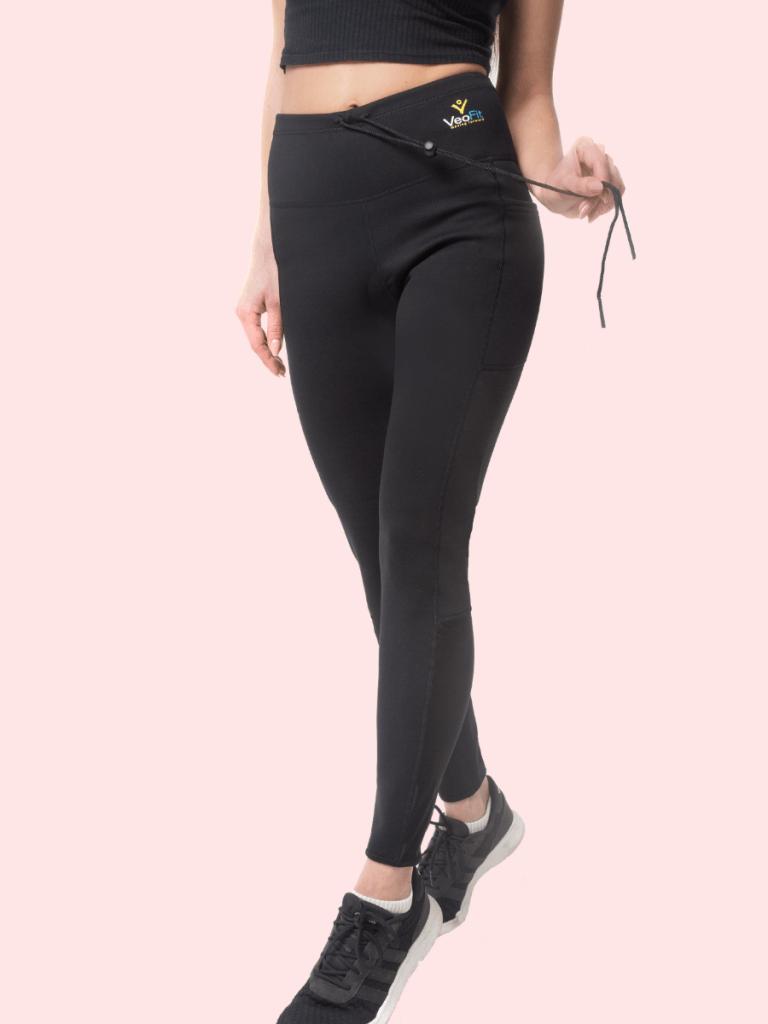 pantalon de sudation air black
