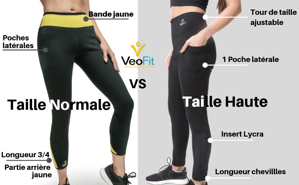 comparatif pantalons sudation veofit