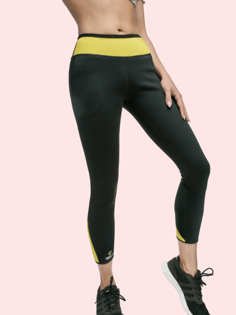pantalon sudation veofit modele jaune