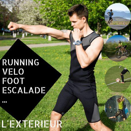 short pantalon homme sport fitness