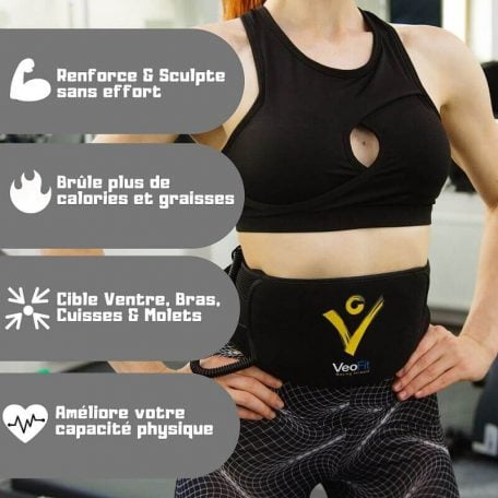 meilleure ceinture entraînement musculaire homme femme