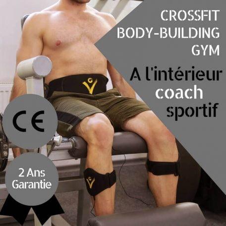 appareil musculation electrique sport