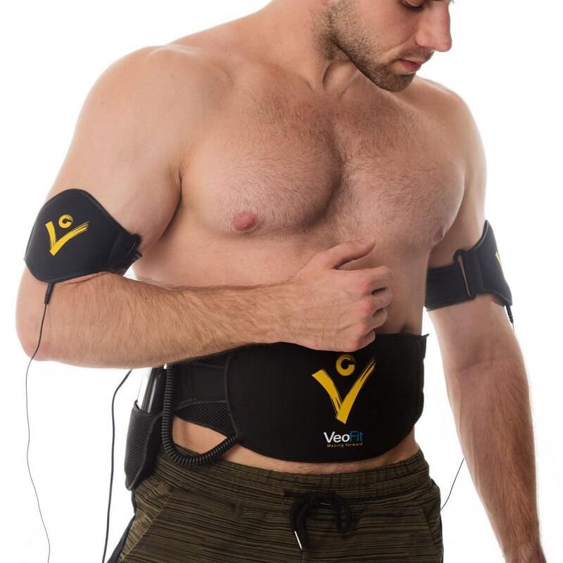 electrostimulateur musculaire abdos bras cuisses homme femme
